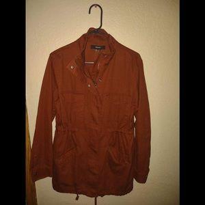 Forever 21 short trench coat for women.
